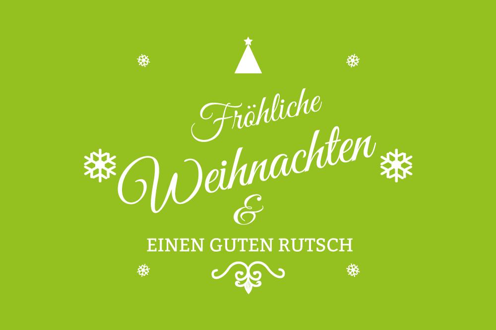 Daniel Lerzer Fotografie wünscht Froihe Weihnachten und einen GUTEN RUTSCH