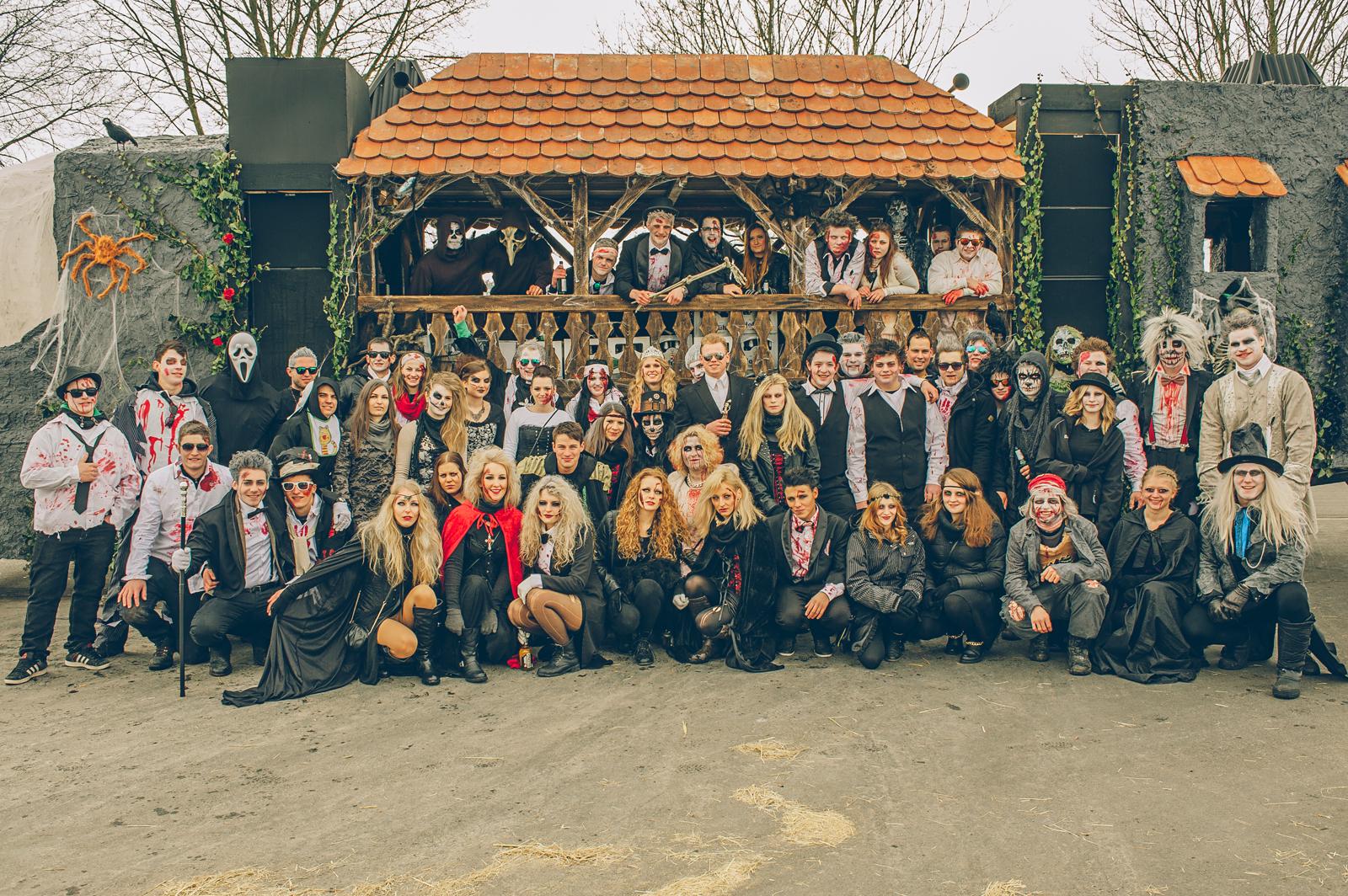 Geisterschloss - Jugend Rohr - Fasching 2015