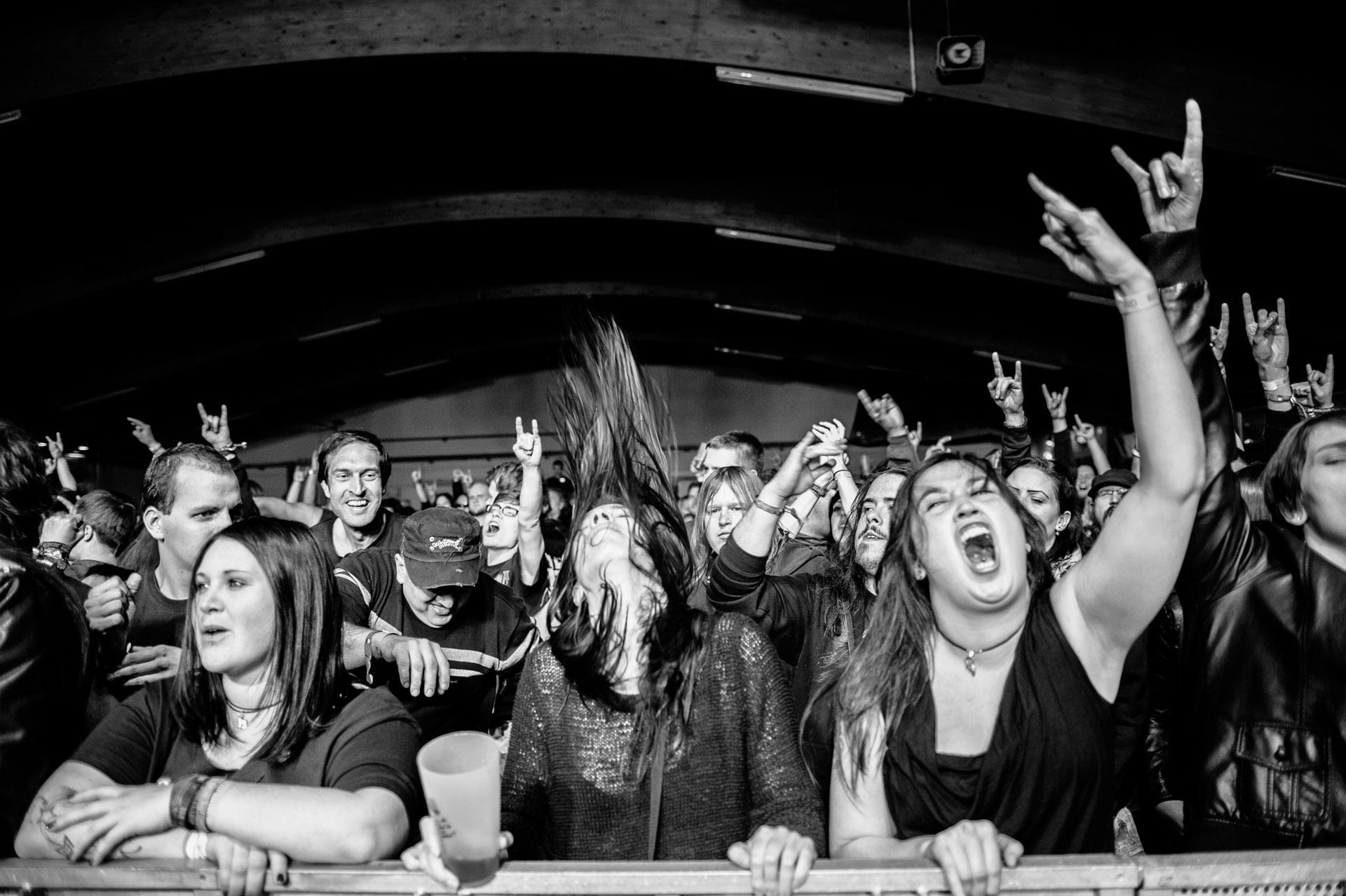 Metal Franconia 2014 - Headbanger