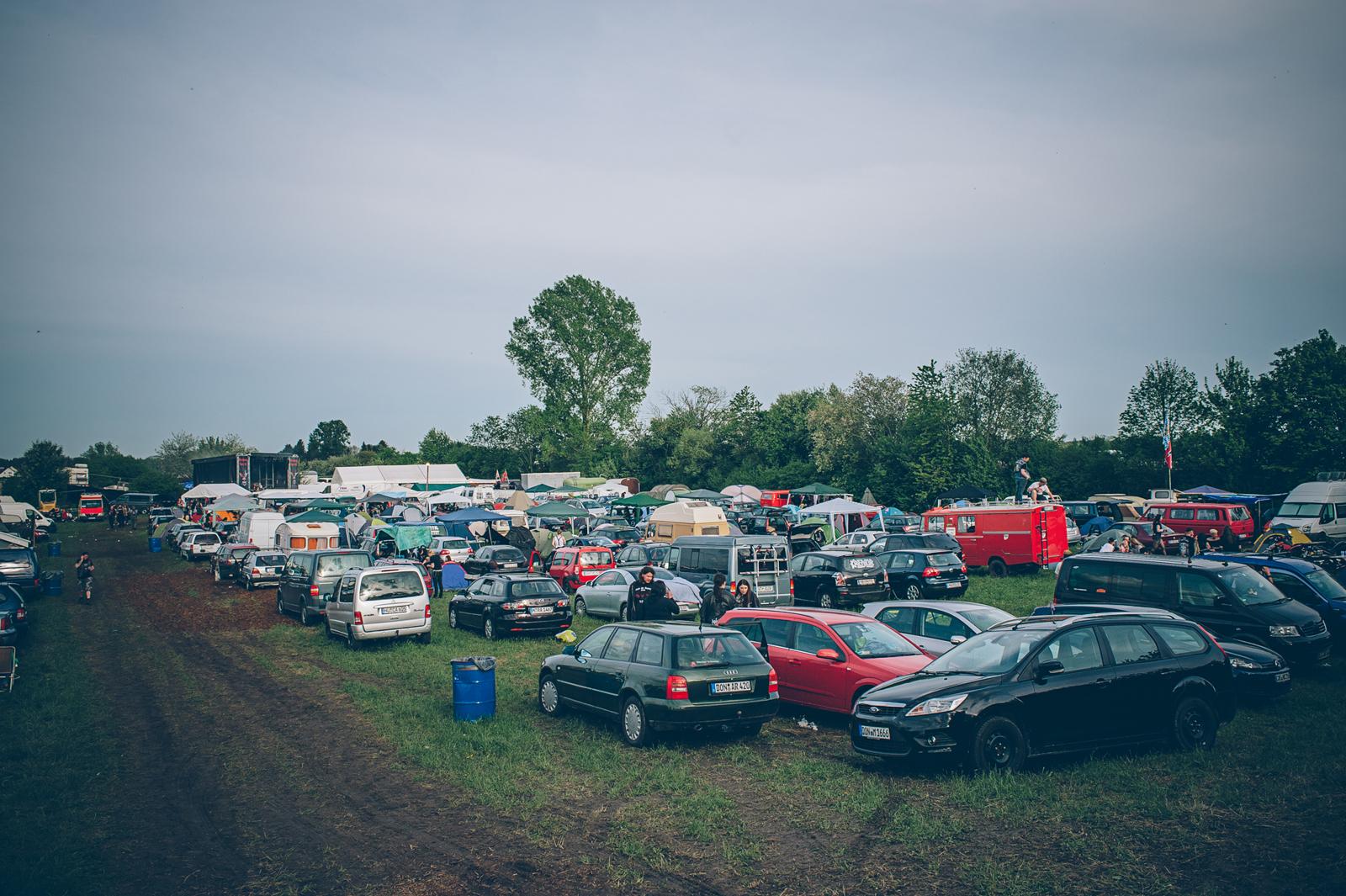 Metalheadz Open Air - Festivalgelände