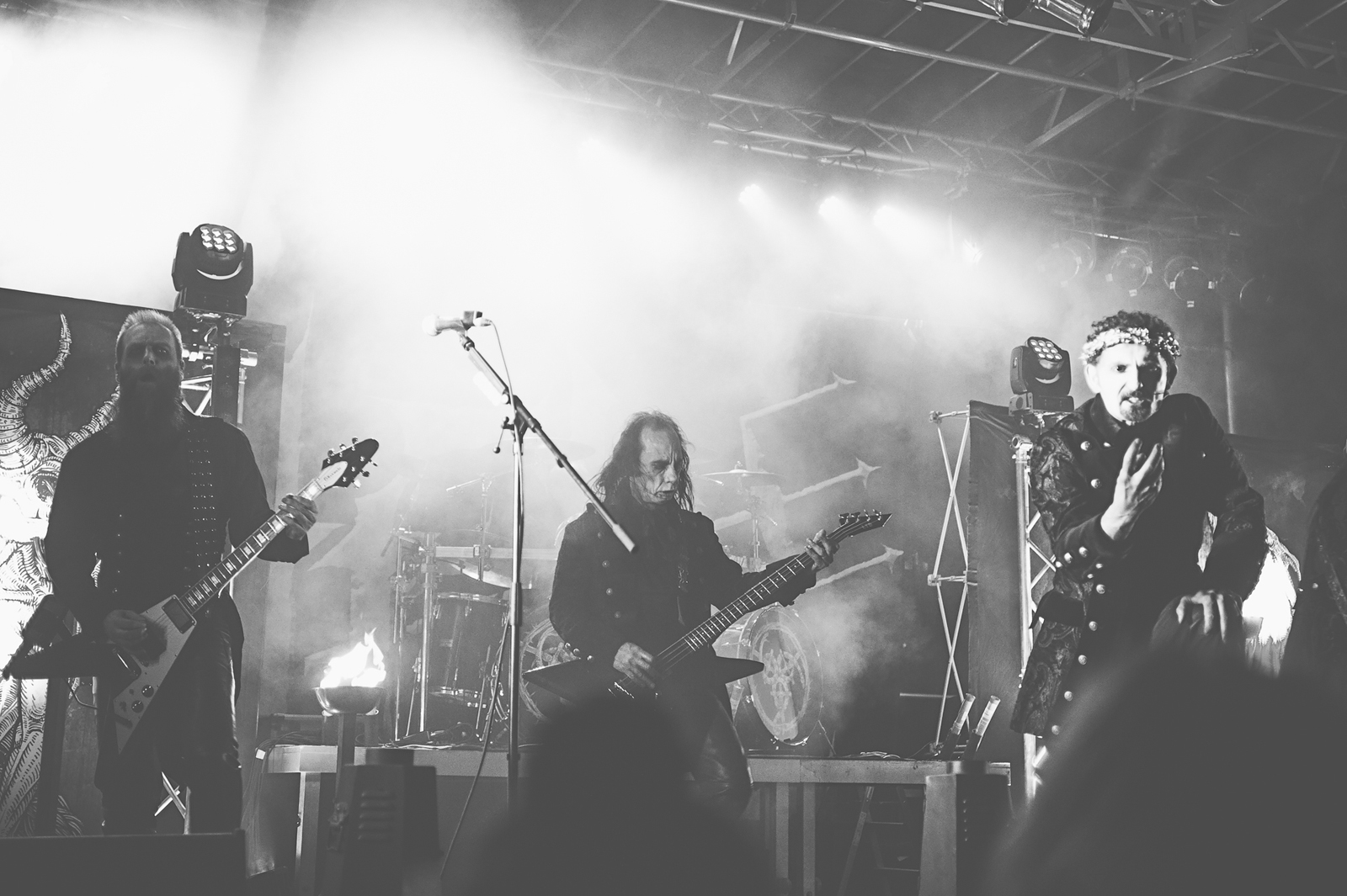 Hell - Band - Bavarian Metalheadz Openair
