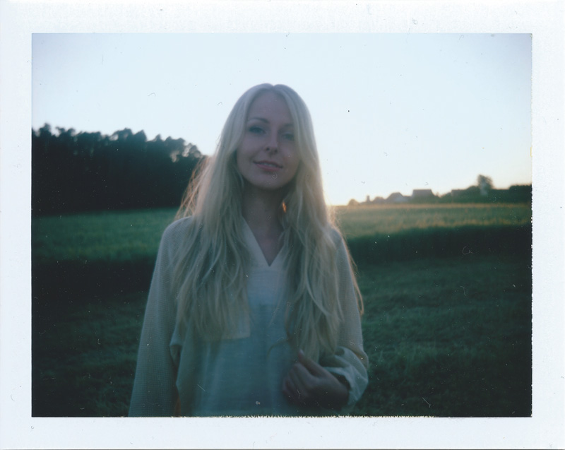Polaroid - Portrait - Hilpoltstein