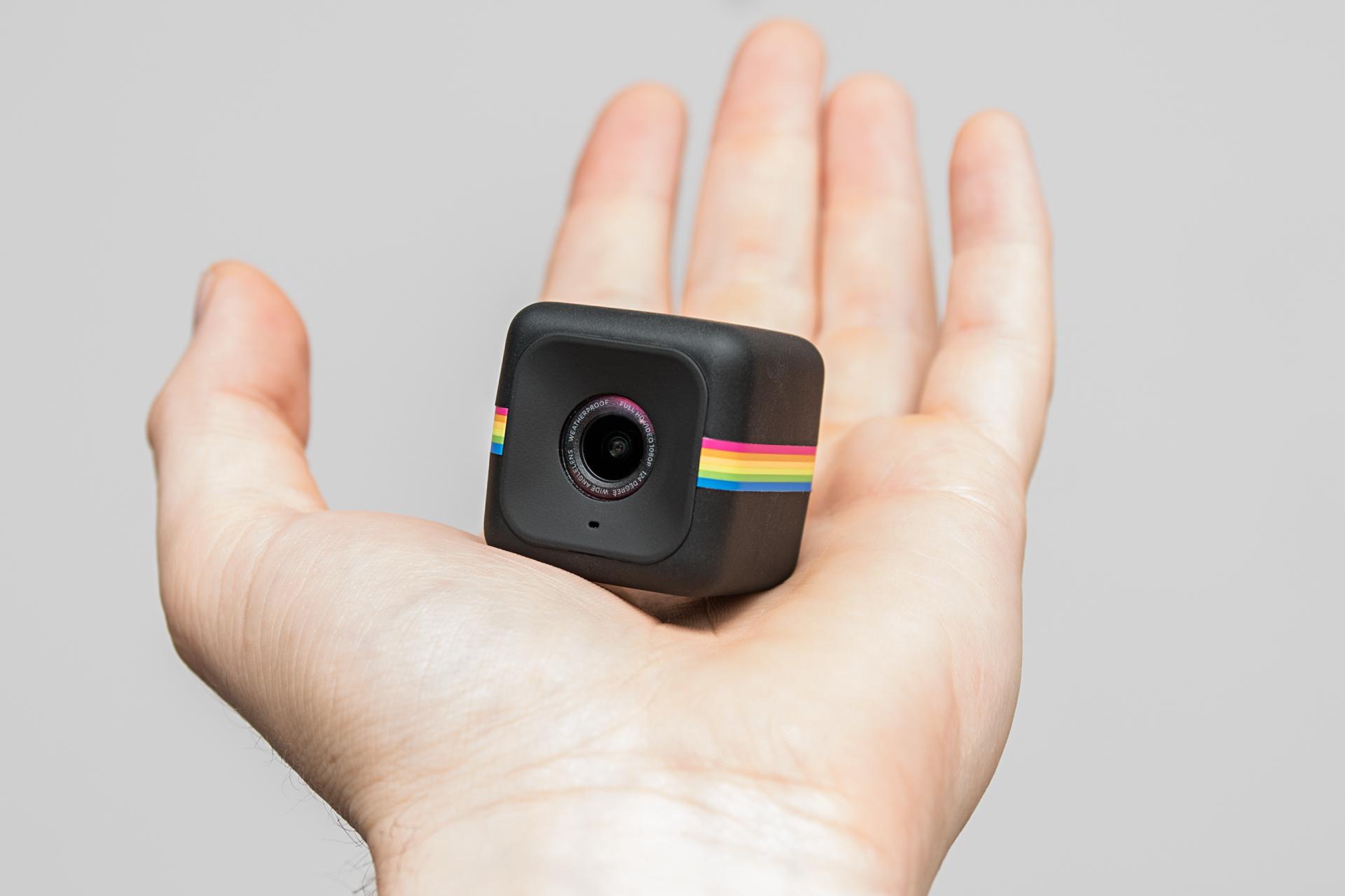 Polaroid Cube - Test
