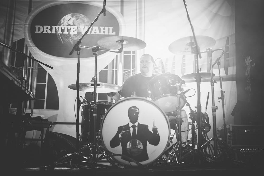 Dritte Wahl in Nürnberg - Hirsch - Schlagzeug