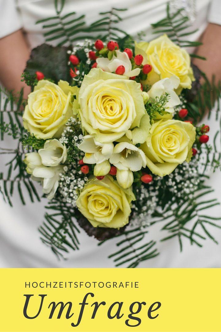 Kundenumfrage - Hochzeit I