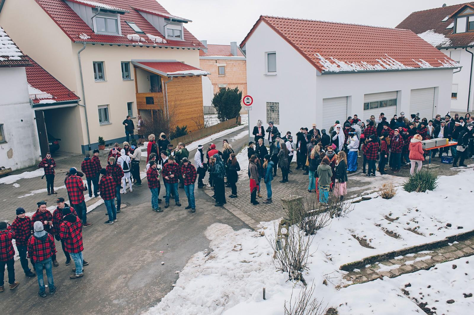 Fasching - Allersberg - WarmUp
