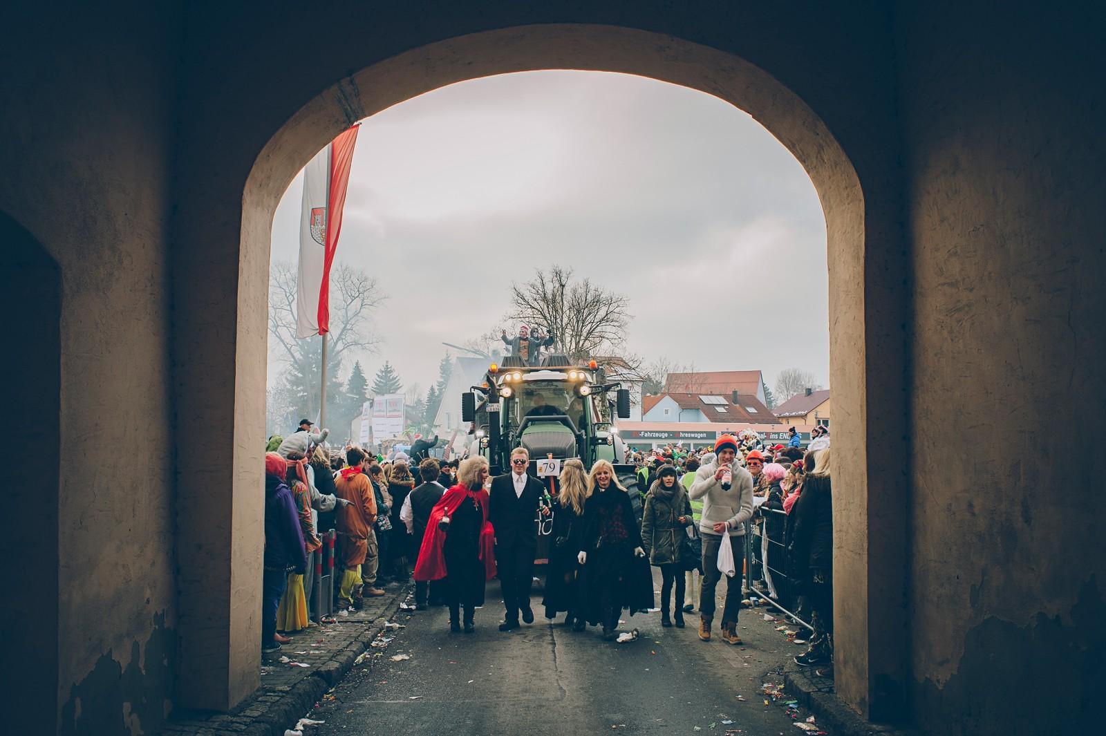 Allersberg Tor zum Marktplatz