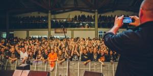 Borknagar - Fans - Lichtenfels - 2014