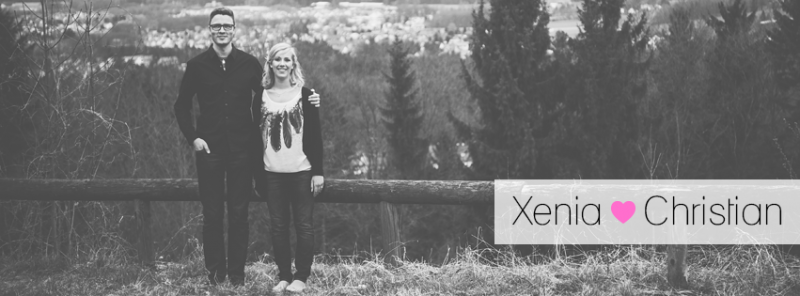 Engagement Shooting mit Xenia und Christian