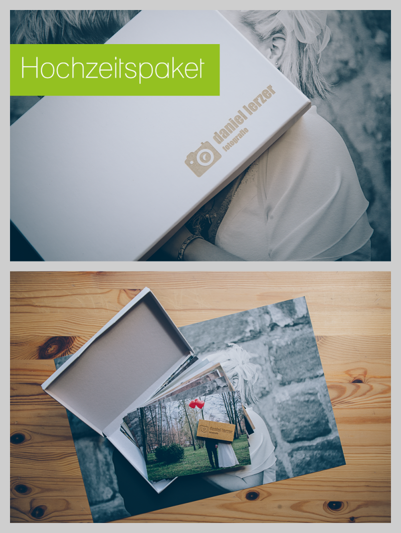 Ausblick Hochzeitspaket – Fotobox aktuell