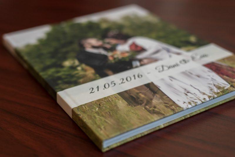 Ein Fotobuch von Saal